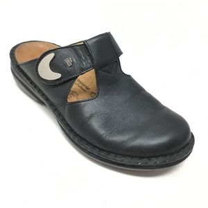Finn Comfort Mules Clogs Shoes Size 38 EU/7D-7.5D